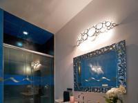 Vegas Views - Pool Bath -   Las Vegas luxury home rental