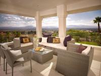 Vegas Views - Terrace -   Las Vegas luxury home rental