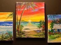 Island Series #5-6-7