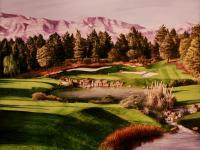Shadow Creek Golf Course Comissioned by Belagio & MGM Grand