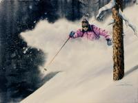 Ski Series #3