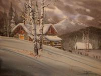 Winter Snow Series #3