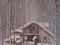 Winter Snow Series #4